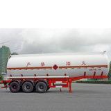 Tri-Axle перевозки битума бака погрузчика