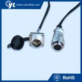 RGB LED Lightのための防水DC Cable