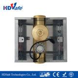 La porcelaine sanitaire capteur automatique toilettes urinoir avec valve