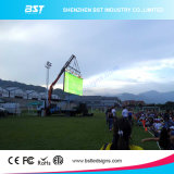 Alta Densidad P4.81mm SMD Full Color Al aire libre Alquiler Pantalla de video LED para escenario Show / Eventos