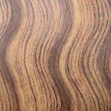 Grande ponto de tafetá esponja de PVC de grãos de madeira clássico Bag couro