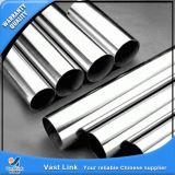 Tubulação de aço inoxidável soldada (304&304L& 316& 316L)