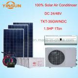 DC24/48太陽エネルギーのR-410Aの冷却剤(TKF (R)が付いている100%年のエアコン- 35GW/DC)