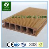 Revestimento ao ar livre composto plástico de madeira da co-extrusão da tecnologia nova