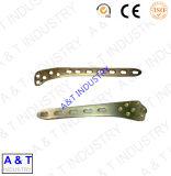 Raccord en acier inoxydable CNC Partie Partie d'usinage