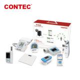 Homecare Bluetooth do dispositivo médico a pressão arterial (PA) Monitor-Contec Telemedicine