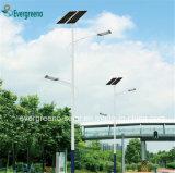 Luz de rua solar separada do diodo emissor de luz da fonte da fábrica qualidade excelente profissional do fabricante