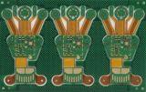 6 Camadas rígidas e placa FPCB PCB flexível