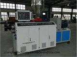Máquina extrusora de PVC con extrusora de doble husillo cónico para tubo/Perfil de 80/156/hoja fabricado en China
