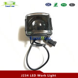 La luz de la vaina del punto del CREE 20W 3inch LED de J234 DC11-30V IP67 se adapta al Jeep 4X4 4WD SUV ATV