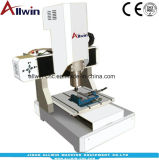 소형 2 바탕 화면 3D 400X400mm CNC 대패 기계 (4040의) 공장 가격