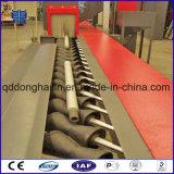 Tubi d'acciaio interni e macchina di granigliatura della parete esterna per trattamento preparatorio e la pulitura dei tubi