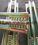 Relation étroite droite de bobine de boucle de coffrage concret de construction