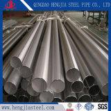 Tubo saldato industriale dell'acciaio inossidabile 304 201