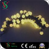 Bola de cadena de LED de luz para la decoración del árbol