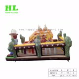 Kids를 위한 Theme Inflatable Obstacle 카우보이