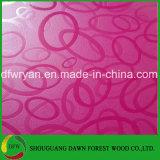 MDF decorativo da melamina do entalhe do painel do MDF para o MDF do entalhe da placa da parede