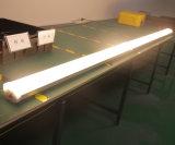 0.6m 1.2m 1.5m 상업적인 점화, 세 배 증거 IP65는 LED 관 빛을 방수 처리한다