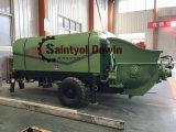 La Chine de la qualité de fournisseur de la pompe à béton est utilisé pour transférer le béton liquide par le pompage