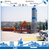 Skip het Mengen zich van het Cement van het Hijstoestel Hzs35 Concrete Installatie in Sri Lanka
