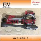 Apto para o motor Mazda Fe F2 Xa T2500 HA T3000 Biela mancal de rolamento da biela definido