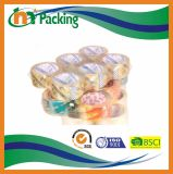 Adhesivo fuerte barata BOPP Cinta de embalaje con Logo