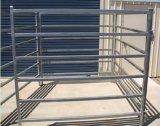 Оптовая торговля Австралия портативный оцинкованного используется скот панелей для крупного рогатого скота во дворе