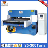 Machine de découpage comprimée hydraulique de presse d'éponge de fournisseur de la Chine (HG-B60T)