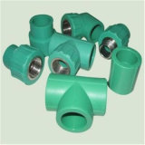 ISO9001 경쟁가격 PPR 관 이음쇠의 찬/온수를 위한 표준 PPR 관 이음쇠
