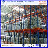 Custom Heavy Duty Storage Q235 Drive em Racks para Armazém