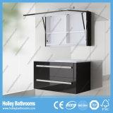 Moderner High-Gloss Lack populäre LED beleuchtet Badezimmer-Sets (B924P)