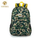 Corée Design léger et pliable sac à dos Sac à dos Sac de voyage de plein air