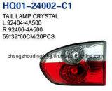 꼬리등 회의는 Hyundai Starex 2003/H1를 적합하다. 최상 중국! 직접 공장!