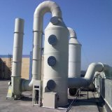 De Toren van de Reiniging van de Gaszuiveraar van het Gas van de Glasvezel FRP voor het Beheer van het Afval