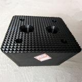 El universal Scissor los bloques de goma de las pistas de goma de la elevación para el automóvil