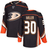 Anaheim Patos Steven Oleksy Marcus Pettersson Ryan Miller Hockey camisolas