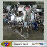 Calefacción eléctrica horizontales de acero inoxidable esterilizables en autoclave