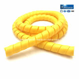 HDPE gewundener Guard/PP Spirale-Schutz/hydraulischer Schlauch-Plastikschoner