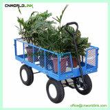 faltender Hilfsmittel-Handlastwagen des Garten-300kgs