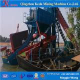 新型機械装置の金の浚渫船、チェーン・バケットの金の浚渫船