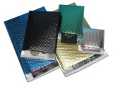 Metallische kundenspezifische Farben-Luftblase aufgefüllte Umschläge