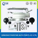 Système de freinage automatique des accessoires pour les ressorts des plaquettes de frein