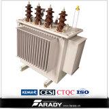 Pise o Transformador imersos em óleo 11kv 1000kVA preço de venda quente
