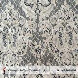 O algodão Guipure italiano tecido Lace (M2209-MG)