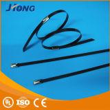 Etiquetas de cabos de aço inoxidável