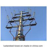Tubo de acero poste de la alta calidad para la torre