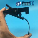 Type mécanique couteau du fendoir Tc-90 d'inducteur de fibre optique de découpage de fibre optique/coupeur de fibre optique extérieur