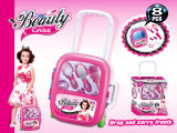 Pretend Play Toy Plastic Girl Dresser Beauty Set (H3775120)