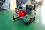 9HP Self-Priming Fire Fighting pompes avec moteur Honda
