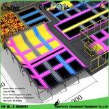 Подгонянный парк Trampoline размера большой (sy5014)